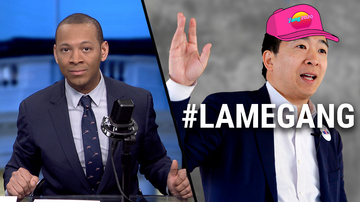 Ep 331 | #LAMEGANG: Why Andrew Yang CANNOT Be President | White House Brief