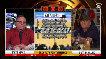 Ep 150 | Betting the Tournament: Friday Card | We Talk Sports