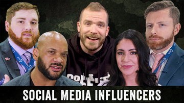 Ep 82 | Social Media Influencers | Rant Nation