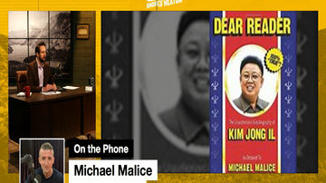 Ep 84 | How to Grok North Korea | Guest: Michael Malice | Something's Off with Andrew Heaton