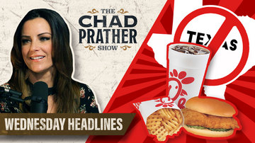 Ep 27 | Banning Chick-fil-A in Texas and the Problem with Hollywood | The Chad Prather Show