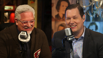Ep 313 | Touching, Smelling, and Whispering | Glenn Beck Radio Program