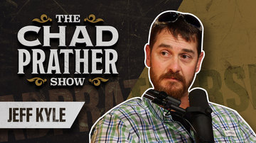Ep 30 | Jeff Kyle Is on a Mission to Serve Those Who Served for Us | The Chad Prather Show