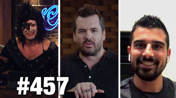 Ep 457 | Activist Exposes Jim Jefferies' Deceptive Tactics! (Avi Yemini Uncut) | Louder with Crowder