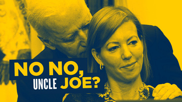 Ep 93 | Where Can We Touch Joe Biden? | Guest: Negin Farsad | Something's Off with Andrew Heaton