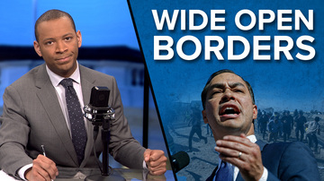 Ep 343 | ALL Dems Want Open Borders. Castro Just Admits It | White House Brief