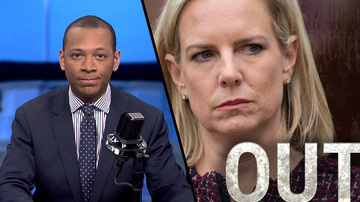Ep 345 | Kirstjen Nielsen Is OUT. Border Security Is IN | White House Brief