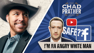 Ep 33 | I'm an Angry White Man | The Chad Prather Show