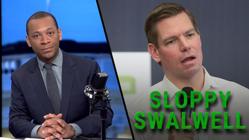 Ep 346 | Awww: Eric 'The Government Has Nukes' Swalwell Wants to Be President | White House Brief