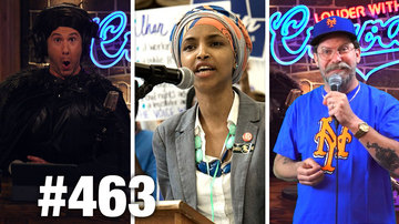 Ep 463 | EVERYTHING WRONG WITH ILHAN OMAR! | Gavin McInnes & Hodgetwins Guest | Louder with Crowder
