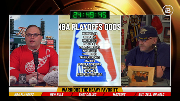 Ep 164 | NBA Playoffs Preview | We Talk Sports
