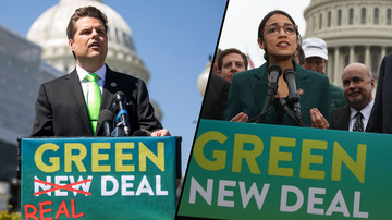 Ep 184 | Answering AOC's Green New Deal with Innovation, Not Regulation | Capitol Hill Brief