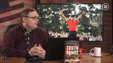 Ep 504 | Enjoy This Version of Trump | What Is a True Redemption Story? | Steve Deace Show