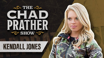 Ep 38 | Some Things Need Killing | Guest: Kendall Jones | The Chad Prather Show