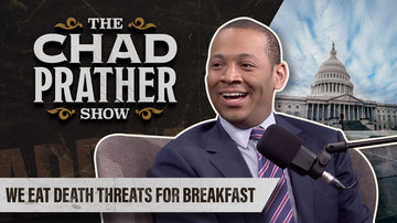 Ep 39 | We Eat Death Threats for Breakfast | Guest: Jon Miller | The Chad Prather Show