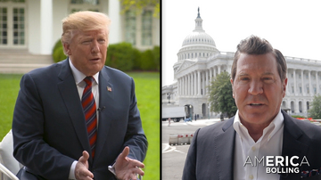 Ep 119 | Sneak Peek: Eric with Trump & Proof that Congress HATES Working | America with Eric Bolling