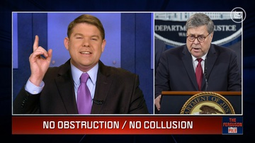 Ep 54 | No Obstruction / No Collusion | The Ferguson File