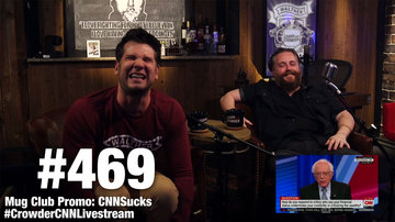 Ep 469 | CNN TOWN HALL!! #CrowderCNNLiveStream | Louder With Crowder
