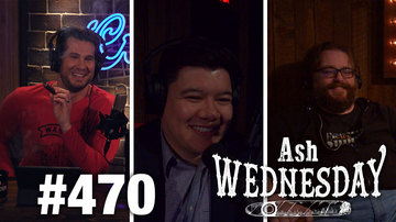 Ep 470 | ASH WEDNESDAY: A Healthy, Fit Lifestyle | Louder with Crowder