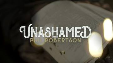 Ep 1 | How Jase Robertson Became Unashamed | Unashamed with Phil Robertson
