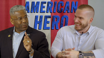 Ep 93 | A True American Hero: Col. Allen West | Rant Nation