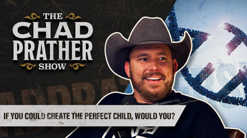 Ep 49 | If You Could Create the Perfect Child, Would You? | The Chad Prather Show