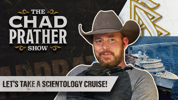 Ep 50 | Let's Take a Scientology Cruise! | The Chad Prather Show