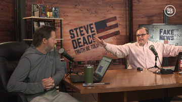 Ep 520 | What Is Joe Biden Running On? | Would You Cheer an American, Transgender Olympian? | Steve Deace Show