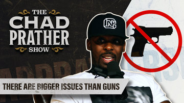 Ep 51 | There Are Bigger Issues Than Guns | Guest: Colion Noir | The Chad Prather Show