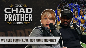 Ep 52 | We Need Tough Love, Not More Trophies | Guests: Kitty Carter and Jay Johnson | The Chad Prather Show