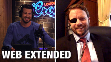 Ep 481 | WEB EXTENDED: Dan Crenshaw Interview | Louder with Crowder