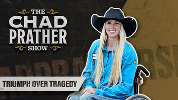 Ep 53 | Triumph Over Tragedy | Guest: Amberley Snyder | The Chad Prather Show