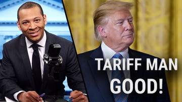 Ep 366 | Trump's Tariffs Aren't Hurting Us and Our Market Isn't Free | White House Brief