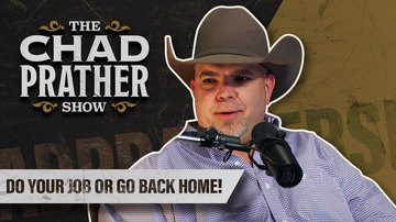 Ep 55 | Do Your Job or Go Back Home! | Guest: Jason Ridley | The Chad Prather Show