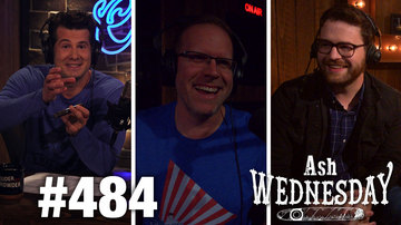 Ep 484 | ASH WEDNESDAY: Best Guy Movies, Music, and Sports | Louder with Crowder