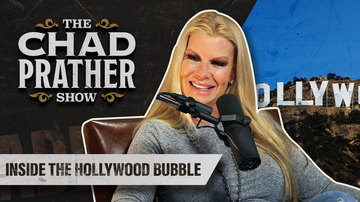 Ep 56 | Inside the Hollywood Bubble | Guest: Kim Gatlin | The Chad Prather Show