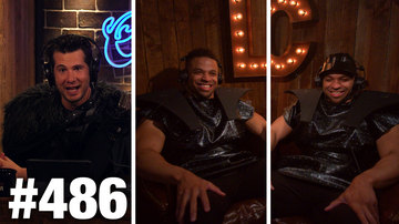 Ep 486   WEB EXTENDED: Hodgetwins!   Louder with Crowder
