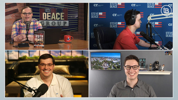 Ep 528 | Deace Group #098 | Feedback Friday | Steve Deace Show