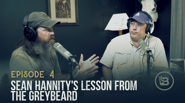 Ep 4 | Sean Hannity's Lesson from the Greybeard | Unashamed with Phil Robertson