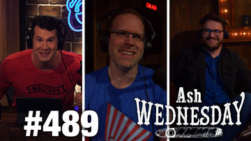 Ep 489 | ASH WEDNESDAY: Everything National Defense | Louder with Crowder