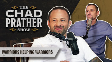 Ep 60 | Warriors Helping Warriors | Guests: Chad Robichaux and Jeremy Stalnecker | The Chad Prather Show