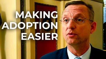 Ep 186 | America Needs to Make Adoption Easier | Capitol Hill Brief