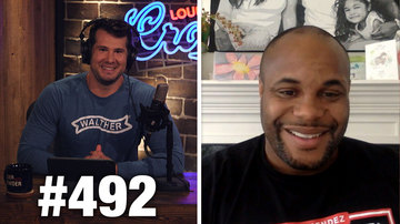 Ep 492 | How to Crush Your Competition (Daniel Cormier Interview) | Louder with Crowder