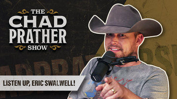 Ep 61 | Listen Up, Eric Swalwell! | The Chad Prather Show