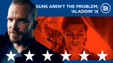 Ep 11 | Guns Aren't the Problem; 'Aladdin' Is | Guest: Rich Wilkins | Dear America with Graham Allen