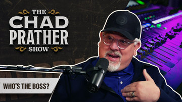 Ep 65 | Who's the Boss? | Guest: Glenn Beck | The Chad Prather Show