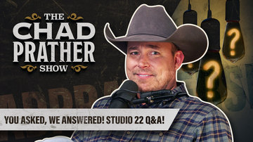 Ep 66 | You Asked, We Answered! Studio 22 Q&A! | The Chad Prather Show