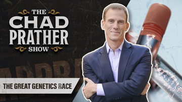 Ep 68 | The Great Genetics Race | Guest: Jamie Metzl | The Chad Prather Show