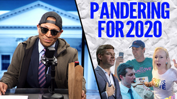 Ep 384 | Pander-monium: Dems Descend on Iowa to Make Mockery of Themselves | White House Brief