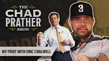 Ep 69 | My Fight with Eric Swalwell | The Chad Prather Show